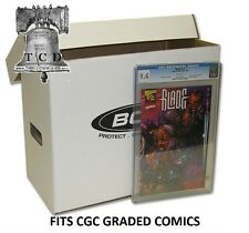 1 CGC Graded Comic Book Custom Storage Box Holds 35-40 BCW Comics Holder Case  sc 1 st  eBay & Boxe Collectible Comics Storage Supplies | eBay