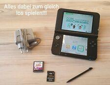 Nintendo 3ds XL Konsole + Spiel Sophies Freunde + Strom kein New Mario Zelda