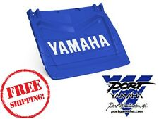 "YAMAHA SNOWMOBILE BLUE SNOW FLAP 16"" W/ RIVETS NYTRO, APEX, VECTOR, RX-1 PHAZER"