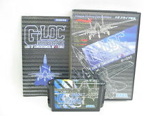 G-LOC Air Battle Ref/ccc Mega Drive Sega Japan Game md