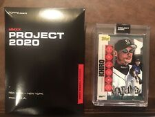 New listing Topps PROJECT 2020 Card 183 - 2001 Ichiro by Jacob Rochester Mariners Rookie