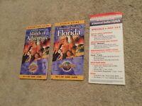 Vintage Universal Studios Florida Islands Of Adventure July 4 1999 Park Guides