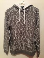 Forever 21 Men's Athletic Pullover Hoodie~ Small