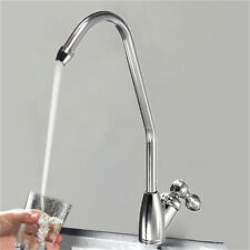 Chrome Drinking Water Filter Faucet Finish Reverse Osmosis Sink Kitchen Hom