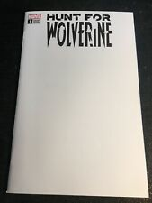 """Hunt For Wolverine#1 Incredible Condition 9.2(2018)""""Sketch Variant"""""""