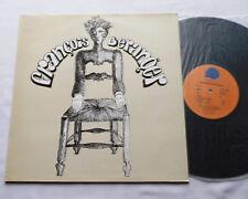 Francois BERANGER La chaise (Rachel) ORIG LP L'ESCARGOT ESC 320 (1974) NMINT