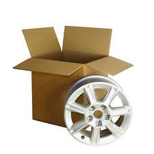 """2 x Felgenkarton 16"""" - Karton für 4 Stk. 16 Zoll Felgen Versand Falt-kartons"""