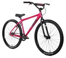 "Throne The Goon 29"" Fixed Gear Urban Street Bicycle Bike Pink NEW 2020"