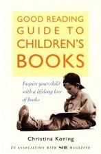 """She"" Good Reading Guide to Children's Books - Christina Koning - Paperback"
