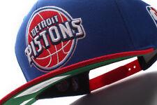 Detroit Pistons Mitchell & Ness (NM04Z MTC 5PISTO) 2 Tone XL Snapback Hat
