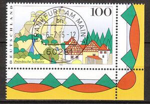 BRD 1995 Mi. Nr. 1807 gestempelt Eckrand 4 TOP!!! (9372)