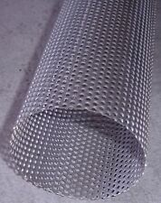 """Exhaust Perforated Stainless Steel Tube 4"""" x 500mm"""