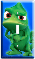 Pascal Rapunzel Tangled Movie Single Light Switch Plate Girls Room Decoration