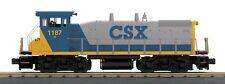 MTH  30-20695-1 CSX MP-15AC RAILKING SCALE PROTO3.0 O GA 3 RAIL RD# 1187