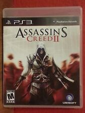 Assassin's Creed II PS3  Playstation 3 (2009) LN