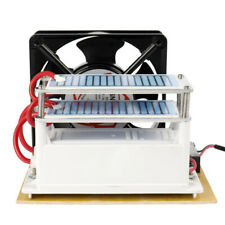 20g/h&110V/240V Ozone Generator Disinfection Machine Air Filter Purifier Fan