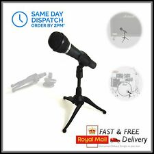 Kick Drum Microphone Mic Holder Clip Stand Guitar Amp Bass Cab Stands