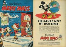 Micky Maus 1952/ 1 (Z1-), Ehapa