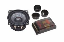 Audio System X100 EVO 100 mm 2-Wege KICKBASS Compo System