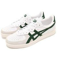 Asics Onitsuka Tiger GSM White Hunter Green Men Casual Shoes Sneakers D5K2-Y101