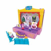 Peppa Pig 6964 PEPPA'S STAGE PLAYSET, Multi-Colour