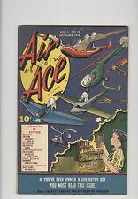 Air Ace Vol 2 #12 November 1945 FN Chemistry in Aviation