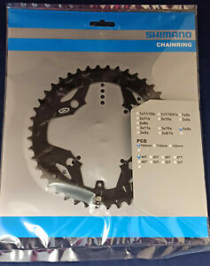 Y0FN98020 Shimano FC-MT300 44T Chainring  3 x 9 speed 104mm BCD
