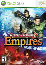 Dynasty Warriors 6 Empires Xbox 360 New Xbox 360