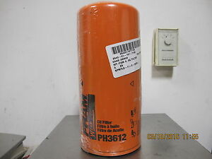 Fram PH3612 Engine Oil Filter - Spin-on full flow