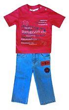 Bebé 18 24 meses Conjunto de 2 piezas Sunderland Fútbol Niños Infantil del Niño Ropa