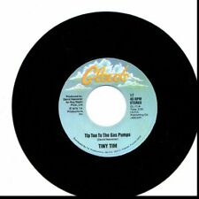 TINY TIM TIP TOE TO THE GAS PUMPS/THE HICKY (ON YOUR NECK) 45RPM VINYL
