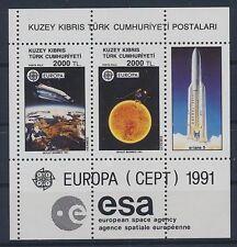 Türk. Zypern Block 9 postfrisch / Cept (5333) ..................................