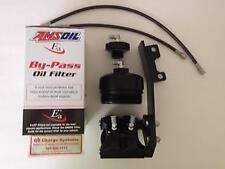 Ford Powerstroke Diesel 6.0 bypass oil filter 2003-2007(BLACK OPS)