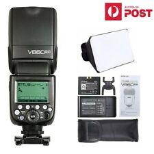 Godox V860II-C 2.4G E-TTL HSS  Li-ion Camera Flash Speedlite For Canon Cameras