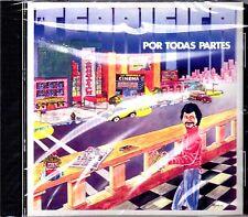 """ORQUESTA LA TERRIFICA - """" POR TODAS PARTES"""" - CD"""
