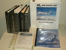 BOEING 777 Flight Crew Training Operation Manual 777F Southern Air Handbook RARE