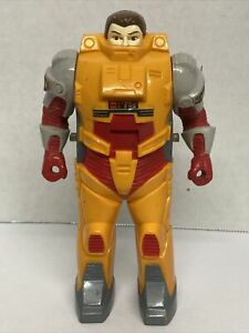 Pretender Landmine OUTER SHELL 1988 Hasbro G1 Transformers Action Figure
