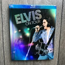 Elvis - On Tour (Blu-ray Disc, 2010, DigiBook) BRAND NEW FACTORY SEALED