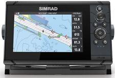 SIMRAD Cruise 9, ROW Base Chart, 83/200 XDCR + PROMO Q3