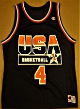 USA DREAM TEAM JOE DUMARS NAVY NBA JERSEY