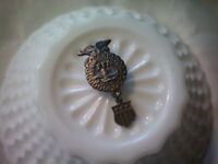 VINTAGE Agricultural FFA Education Lapel Pin