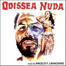 Angelo F. Lavagnino: Odissea Nuda (New/Sealed CD)
