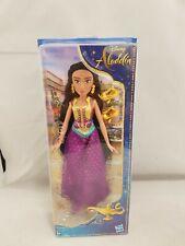 Disney Alladin Live Action Movie Jasmine Doll Hasbro new