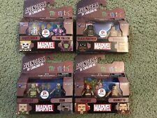 Rare Marvel Minimates Avengers Set Of 4 Walgreens Exclusive Ghost Rider Phoenix