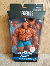 The Thing Marvel Legends Series Walgreens Exclusive Fantastic Four NRFB Sealed
