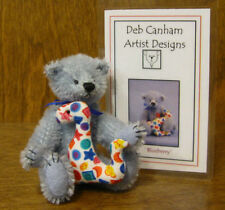 Deb Canham Artist Designs Blueberry New Friends Coll Mohair From Retail Store