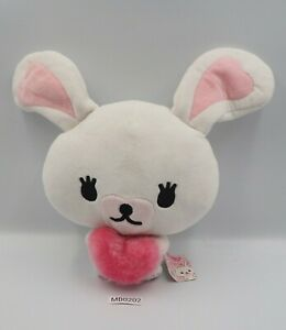 "Mofy Rabbit MB0202 SEGA 2009 Plush 10"" TAG Stuffed Toy Doll japan"
