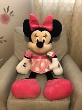 "Kids Preferred (2018) Disney Baby Jumbo 42"" Minnie Mouse Plush Doll"