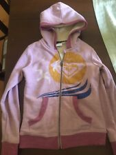 Roxy Girls Hoodie Coat Fleece