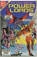 Power Lords 1983 series # 1 very fine comic book